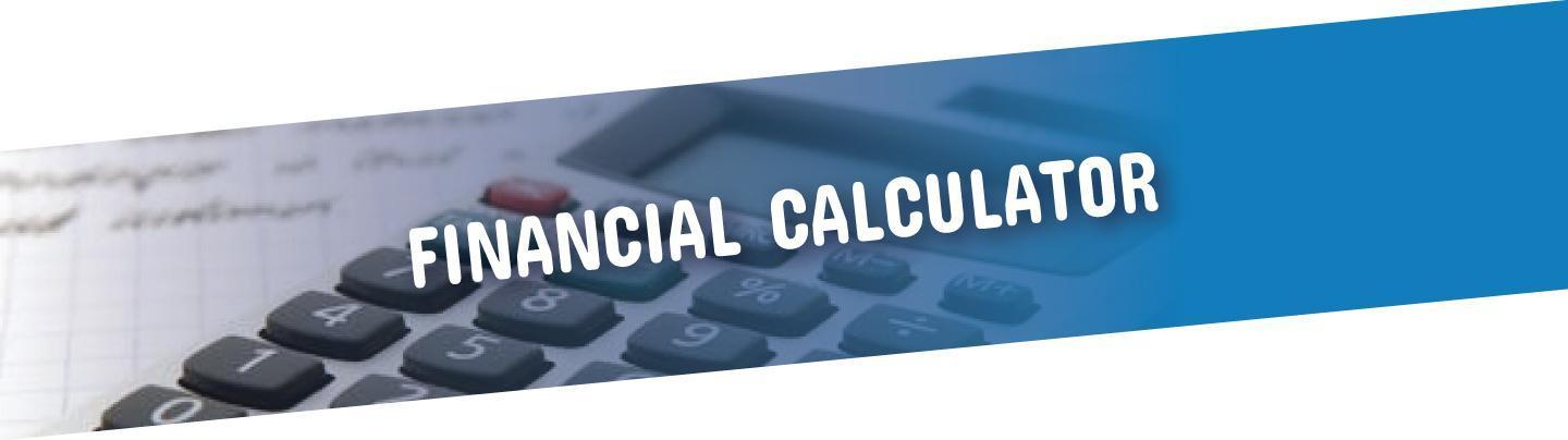 Financial-Calculators